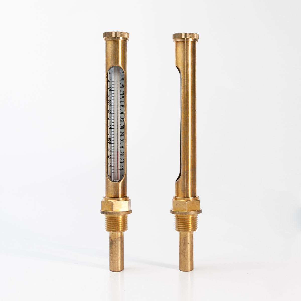 SRT 003 - Stakleni ravni termometar